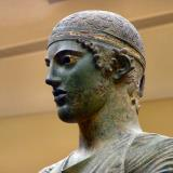 The Charioteer of Delphi: A masterpiece of the 5th century BC Greek sculpture