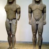 Kleobis and Biton (end of the 7th c. BC)