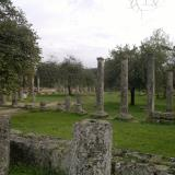 Palaestra of Olympia