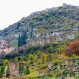 The Byzantine town of Mystras
