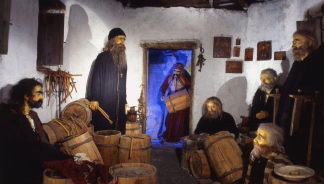 Μουσείο Κέρινων Ομοιωμάτων Παύλου Βρέλλη - GTP