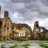 Basilica of St. Achilleios at Lake Prespa
