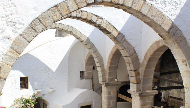 Monastery of St John the Theologian - GTP