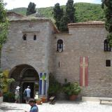 Monastery of the Annunciation in Skiathos