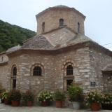 Catholicon of Evangelistria Monastery at Skiathos
