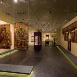 Diachronic Museum of Larissa: View of the Byzantine collection