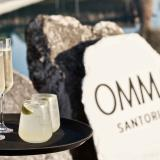 Epoque Collection: OMMA Santorini Welcome Amenities