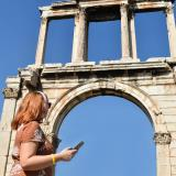 Clio Muse Tours, Hadrian's Gate