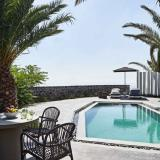 Epoque Collection: OMMA Santorini Deluxe Sea View with private pool