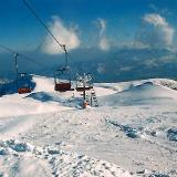 A panoramic view from the lifts